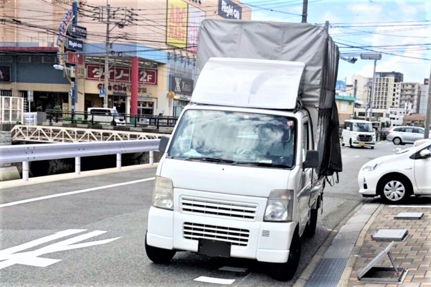 取り組み_幾田運送トラック
